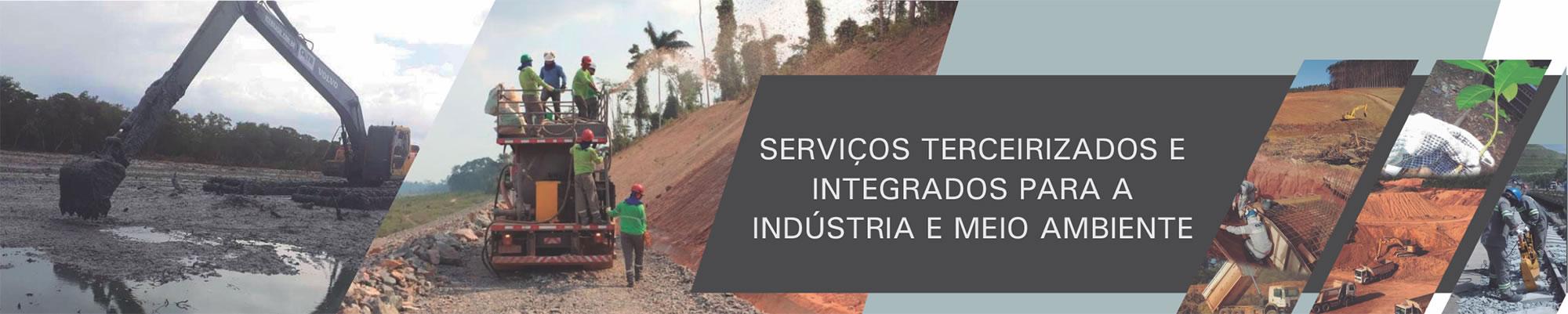 Serviços de infraestrutura